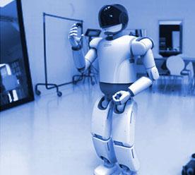 双足大仿生机器人