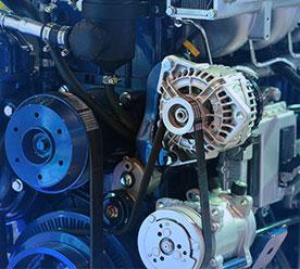 发动机进气保护装置